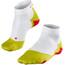 Falke RU 5 Lightweight Short Socks Men white lime punch